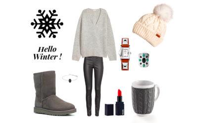 Les vêtements d'hiver indispensables