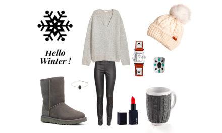 Bien au chaud tout l'hiver : les indispensables