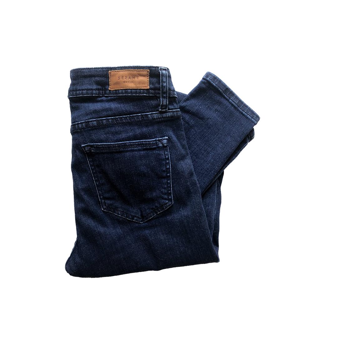 comment porter un jean brut