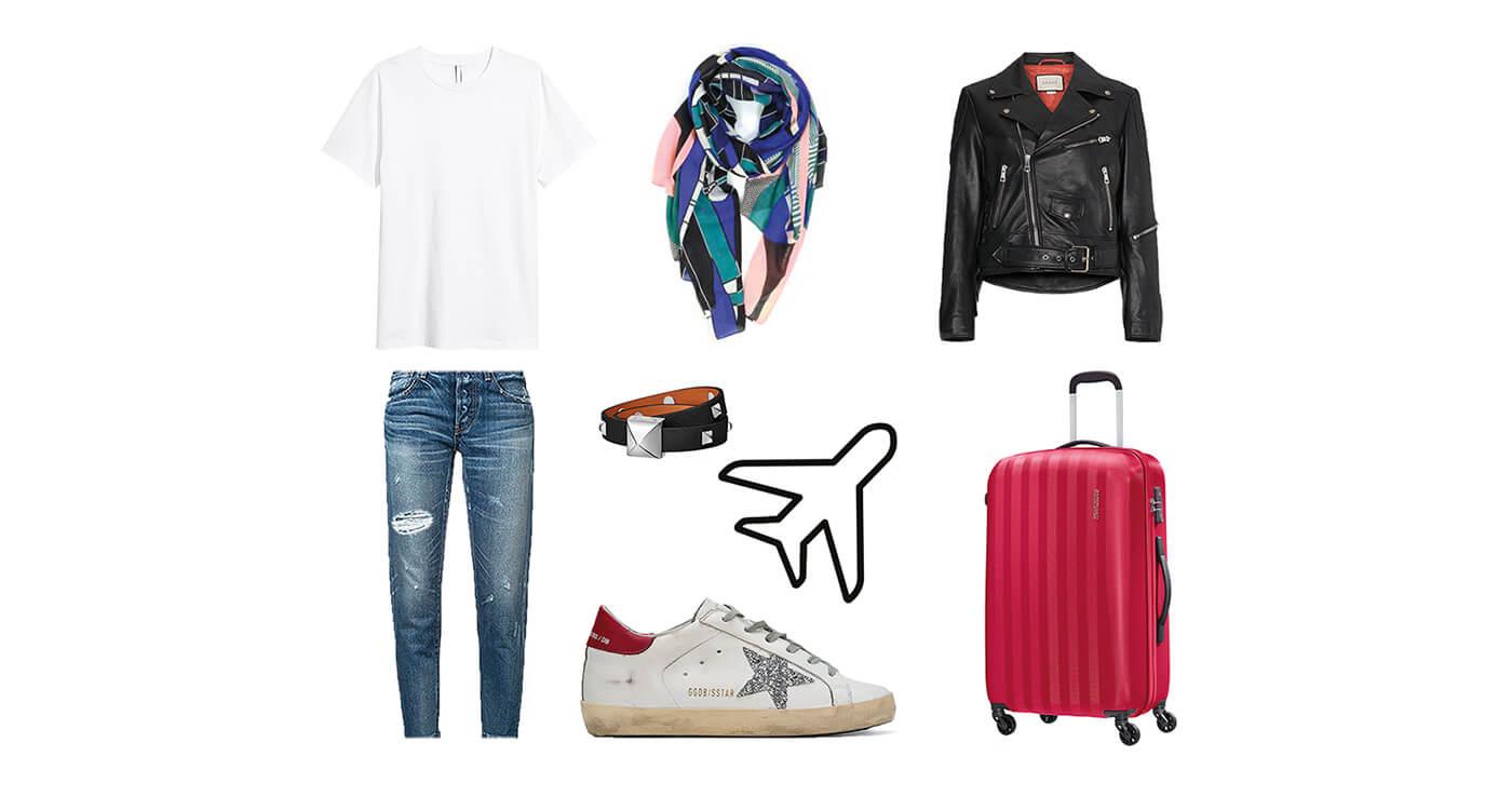 Comment s'habiller pour prendre l'avion