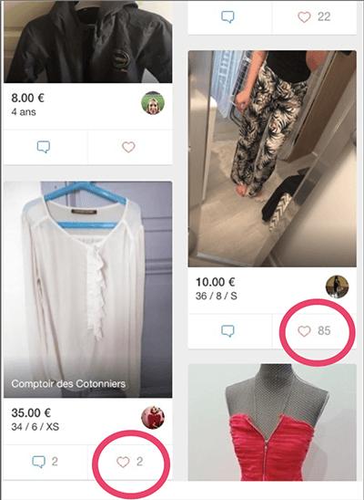 49988178f52b9 6 astuces pour bien vendre sur Vinted | Stylée.fr
