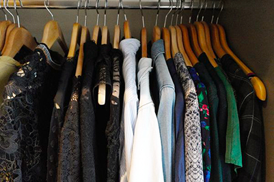 Rangement et organisation de ta garde-robe