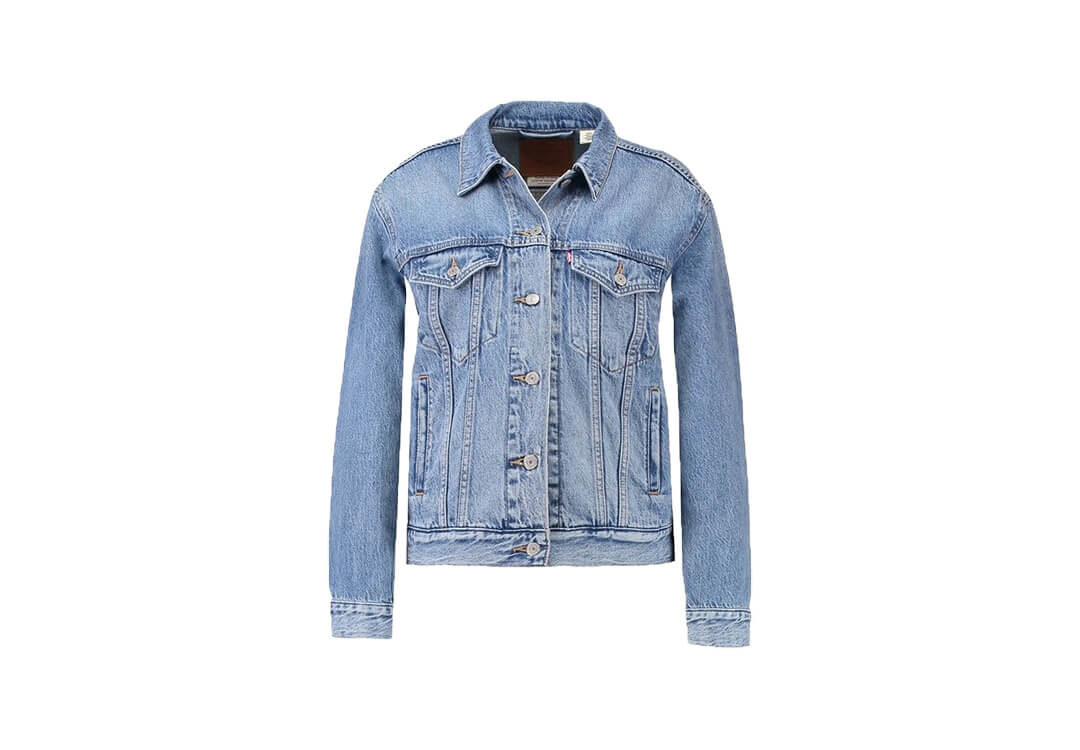 Le blouson en jean oversize : 10 idées de tenues