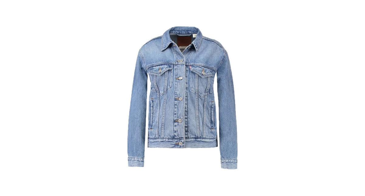 🖤 Comment bien choisir et porter un blouson en jean oversize
