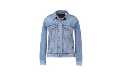 Blouson en jean oversize : 10 idées de tenues