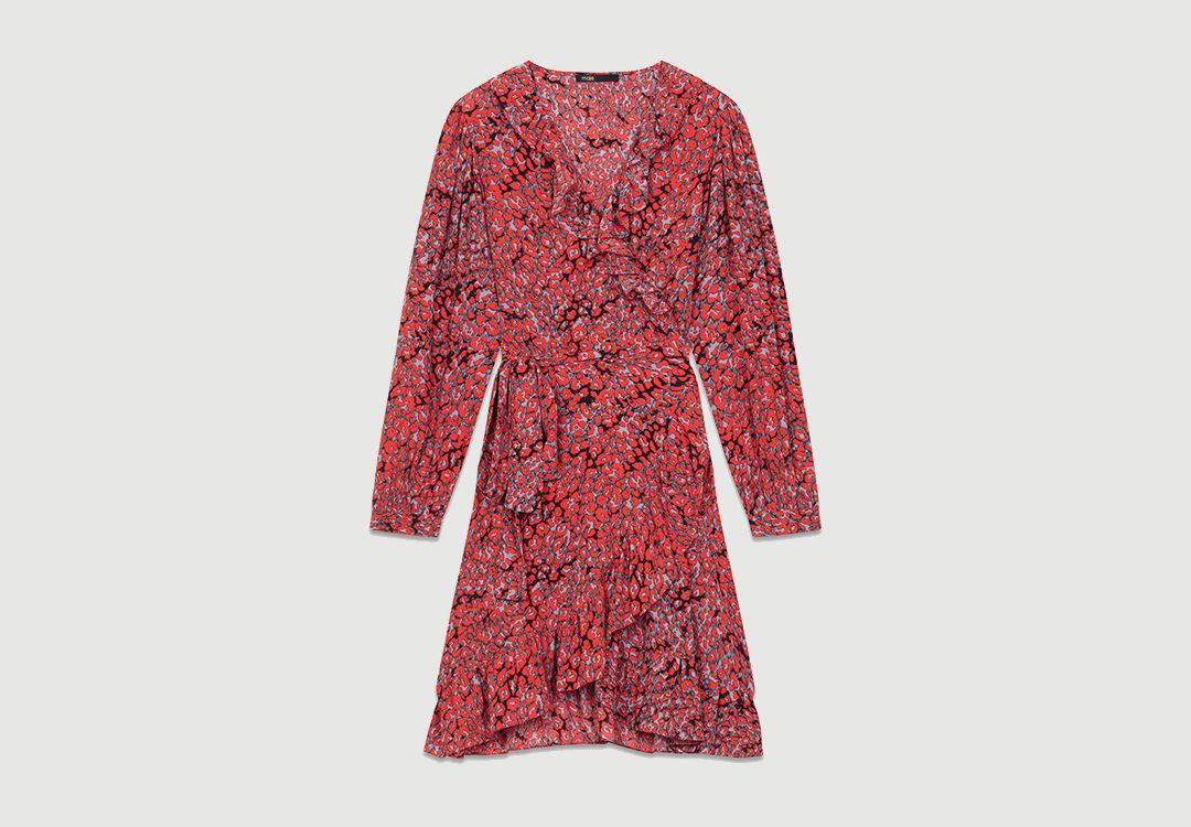 Comment recycler ta petite robe d'été cet automne