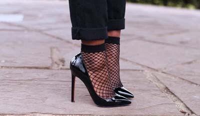 Idée de looks stylés avec des chaussettes