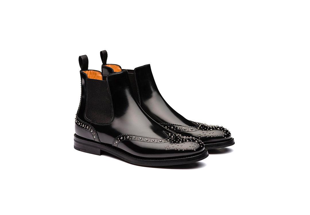 Les Chelsea boots