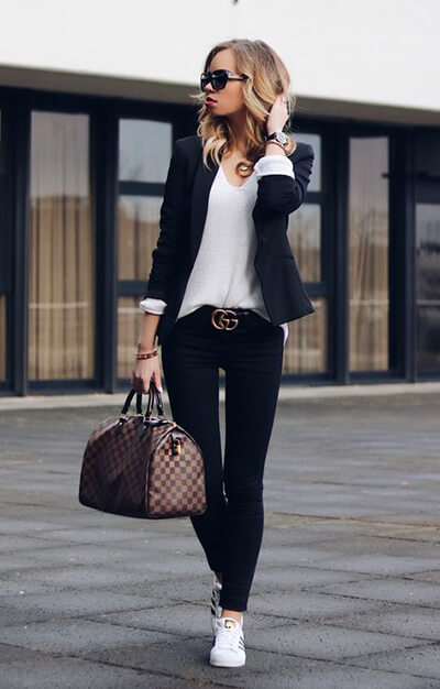 Le Style Casual Chic Styléefr
