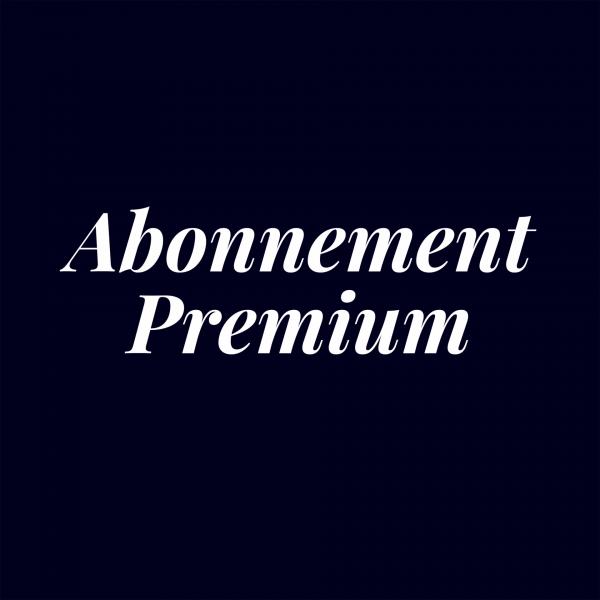 Abonnement premium