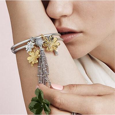 Bracelets breloques