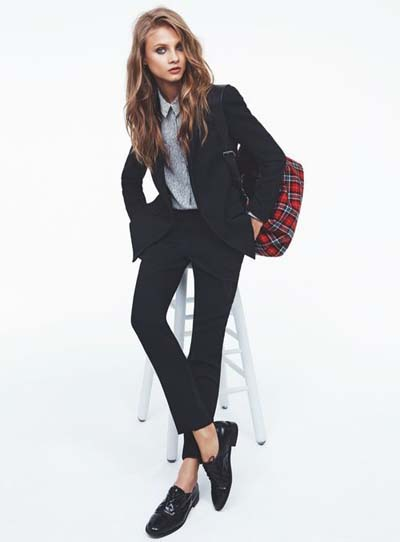 Derbies et richelieu (femme) : comment bien les choisir et comment les porter avec style !