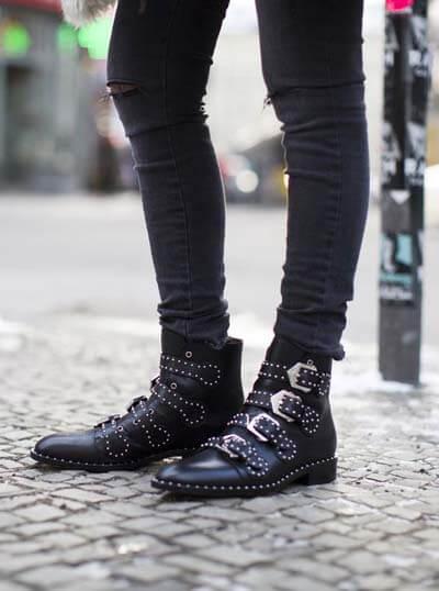 Boots rock : comment bien les choisir et comment le porter avec style !