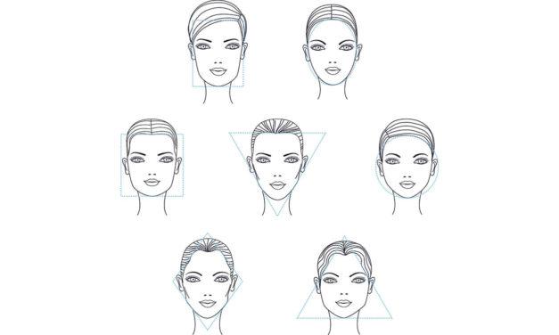 Comment déterminer la forme de mon visage ?