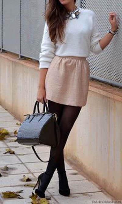 Comment bien choisir tes collants et comment les porter avec style !