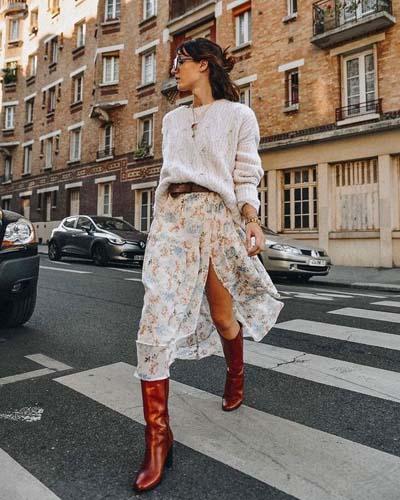 Les bottes (femme) : comment bien les choisir et comment les porter avec style !