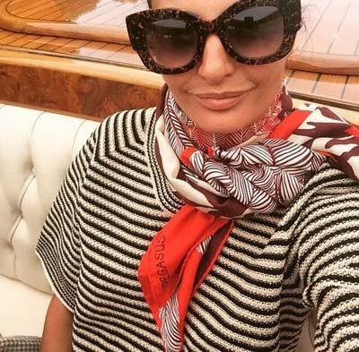 Foulard  pour femme : comment bien le choisir et comment le porter avec style !