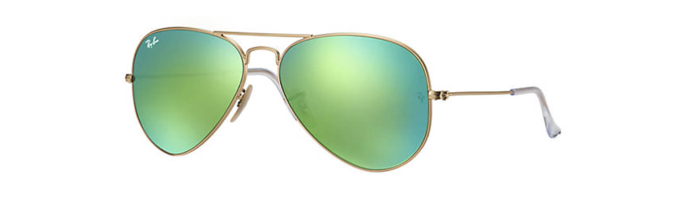 Pièce iconique : Ray-Ban Aviator