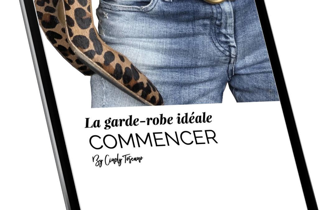 Ebook La garde-robe idéale – Commencer