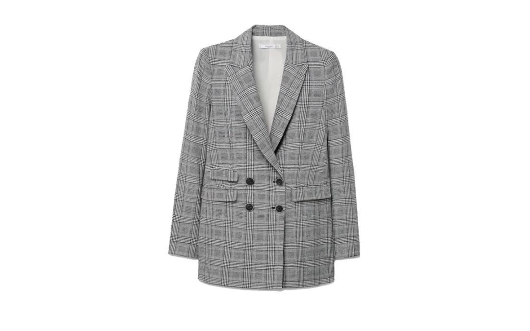 Le blazer croisé