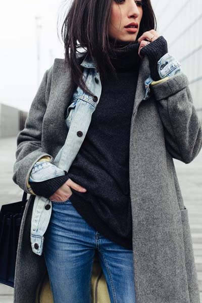 Une tenue layering réussie : conseils & idées