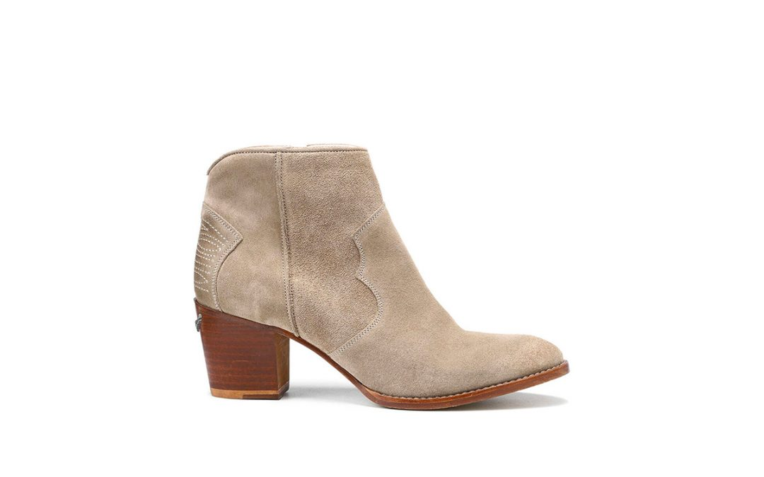 Les boots western