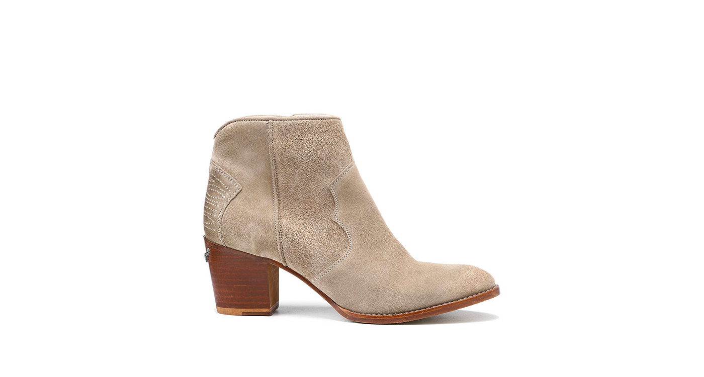 Les boots western | Stylé