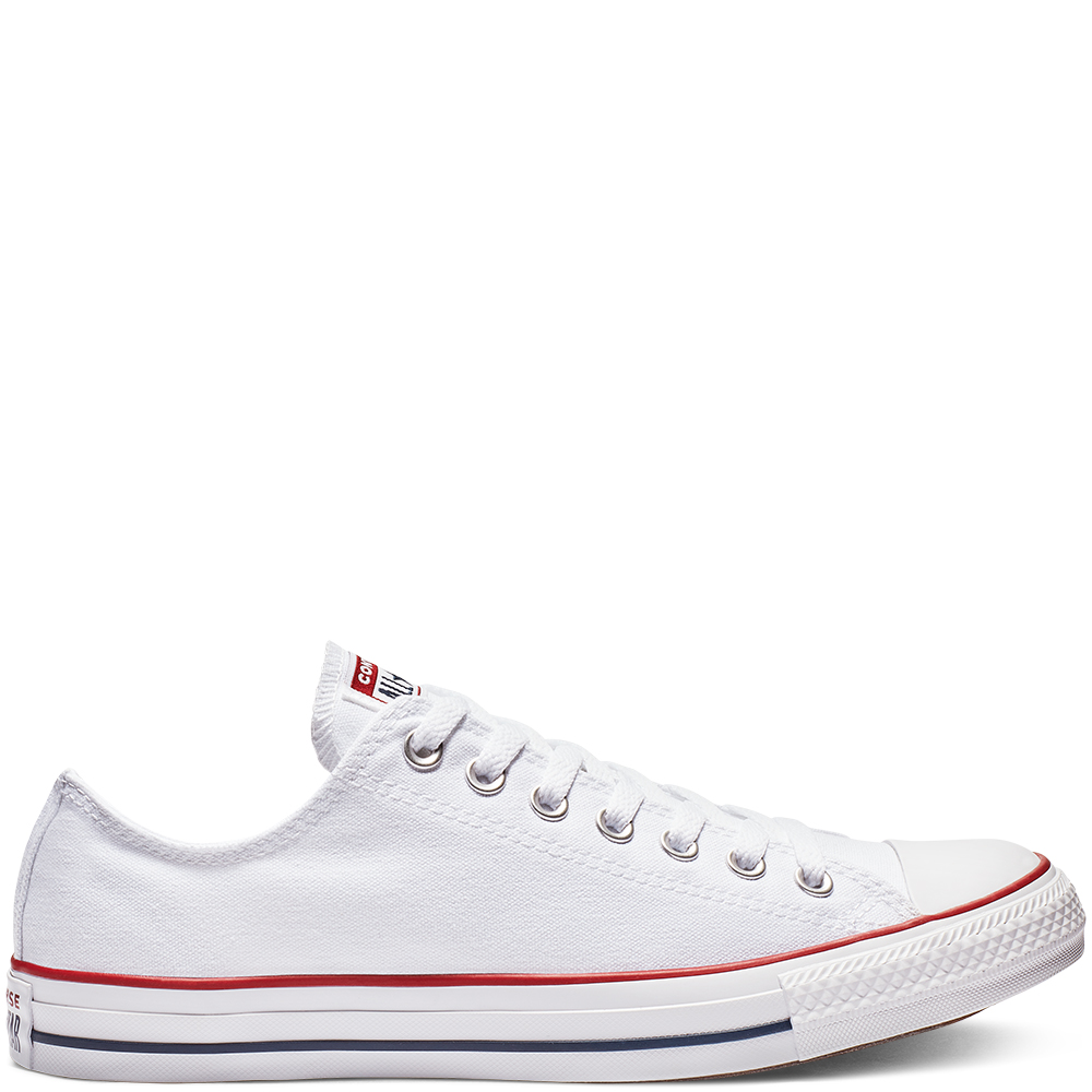Converse blanches basses