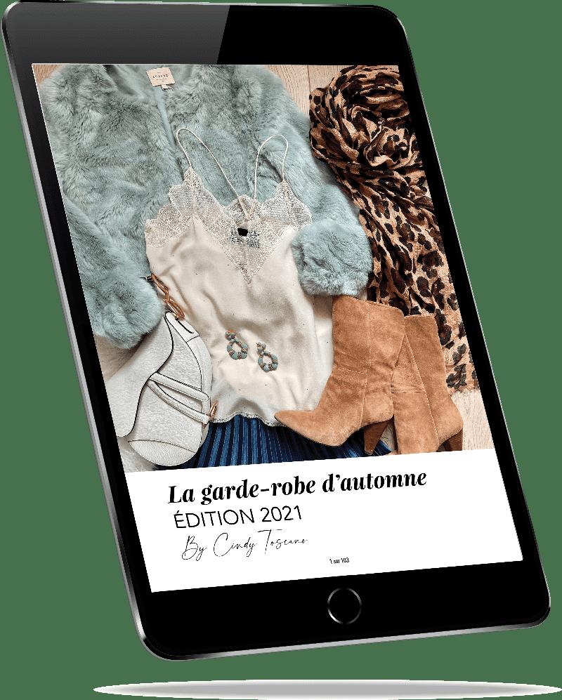 Ipad La garde-robe de printemps 2021