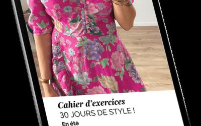 Ebook «30 jours de style en été»