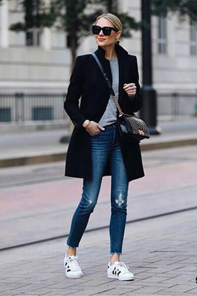 Fashion jackson casual chic