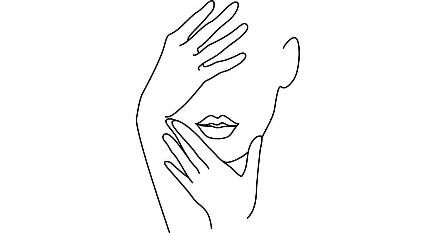 Forme de visage et personnalité