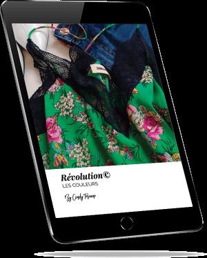 """Ebook """"Associer les couleurs"""" sur iPad"""