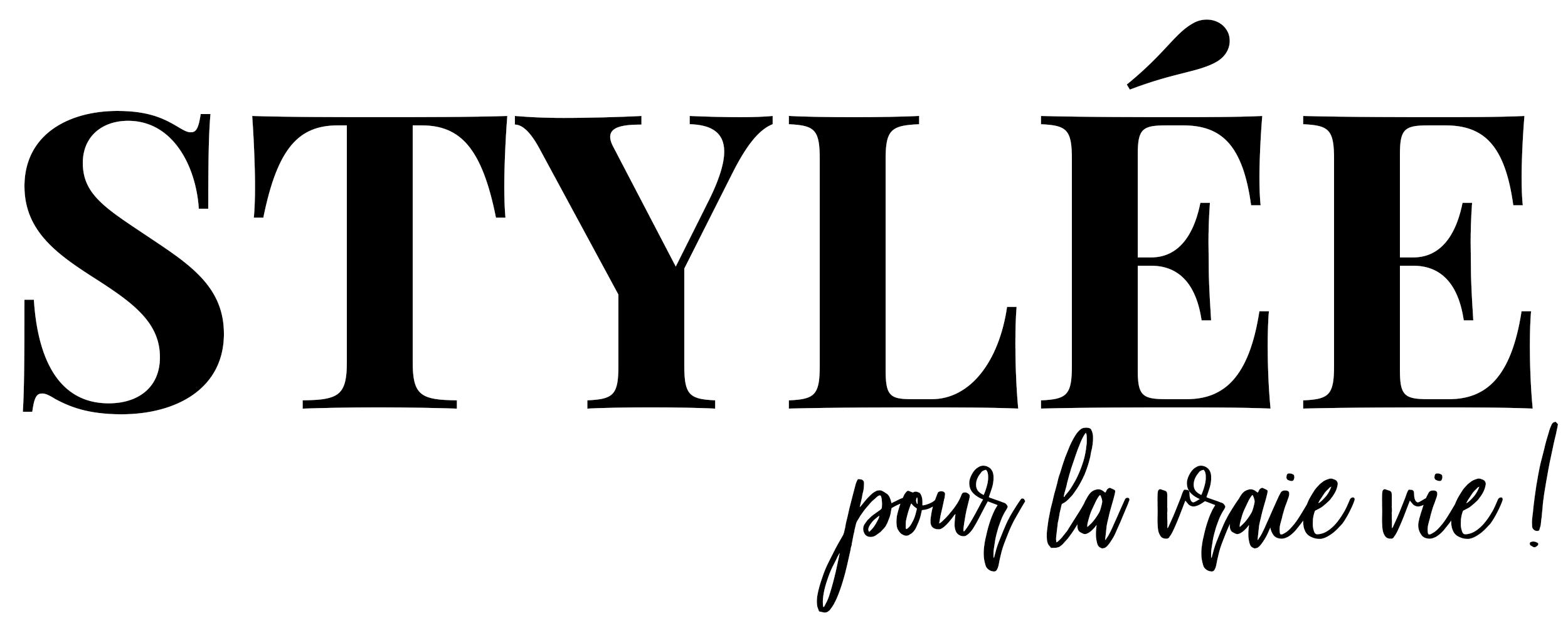 Logo Stylée.fr