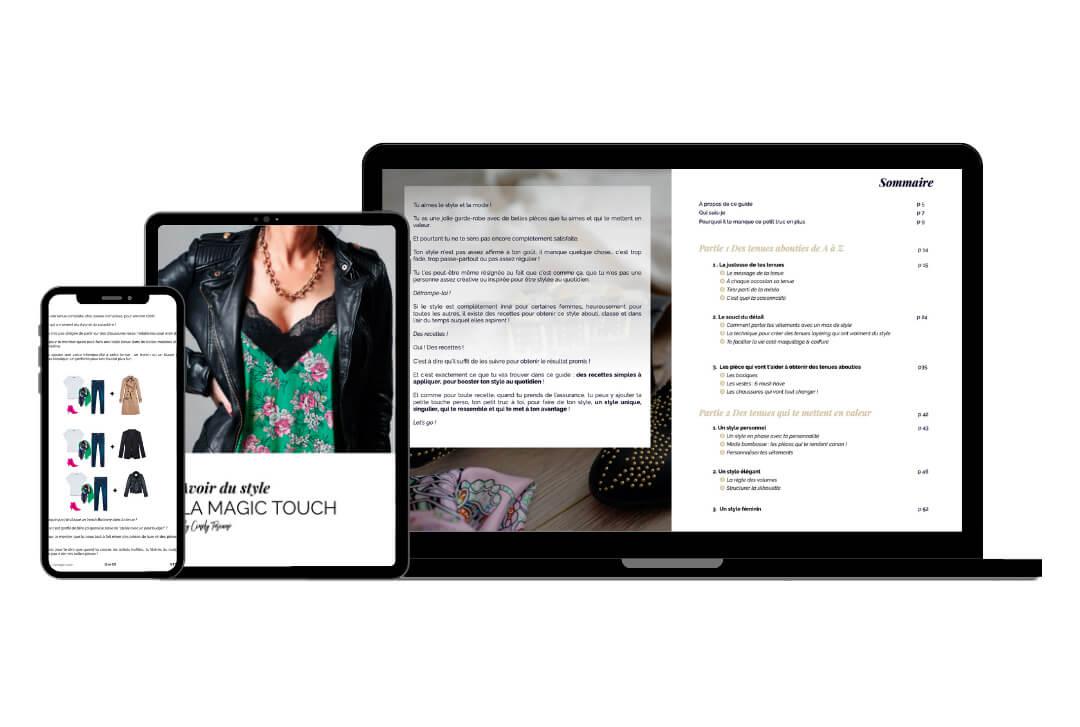 L'ebook Commencer disponible sur tous les supports
