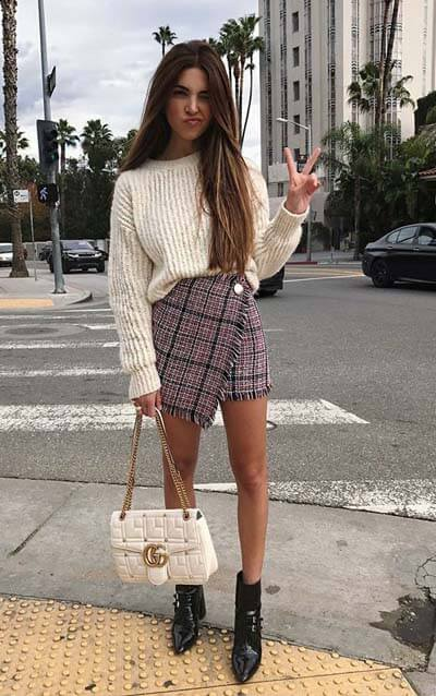 Comment porter du tweed ?