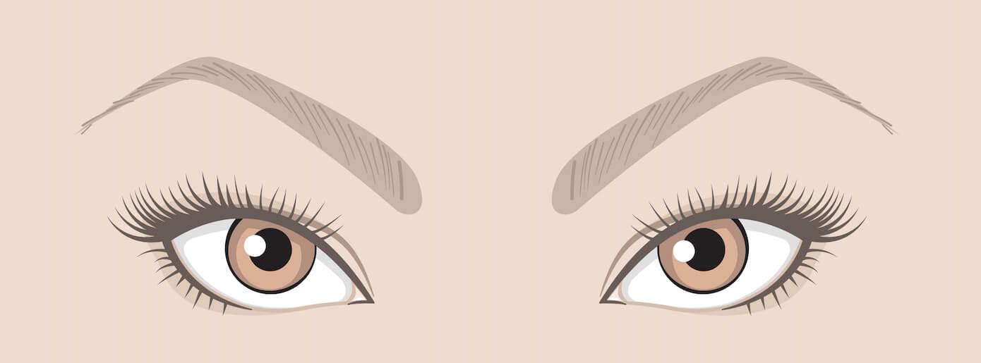 Maquiller tes yeux en fonction de leur forme :  monopaupière
