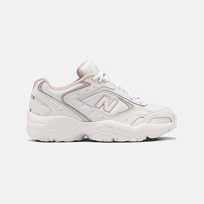 New Balance 452 blanc