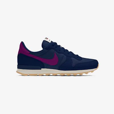Nike Internationalist bleu
