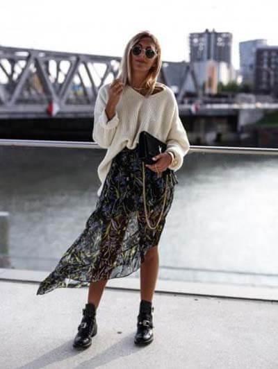 5 conseils pour une tenue féminine avec des boots rock