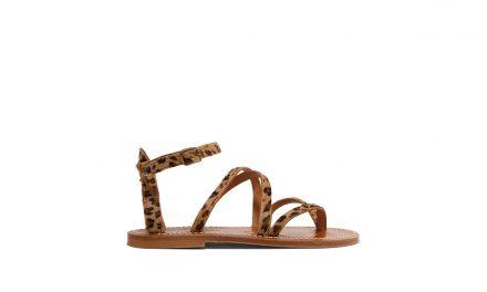 Les sandales tropéziennes