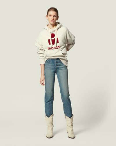 Sweat-shirt Mansel isabel Marant