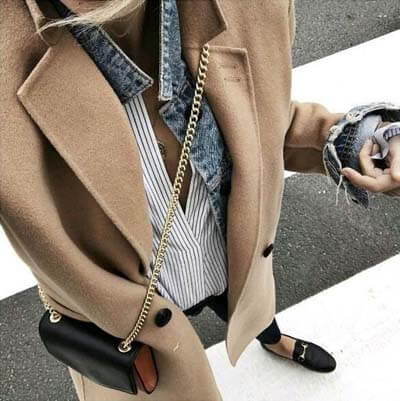 Une tenue layering réussie