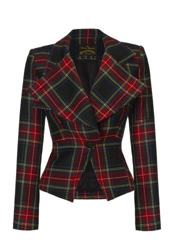 Comment porter du tweed : blazer en tweed